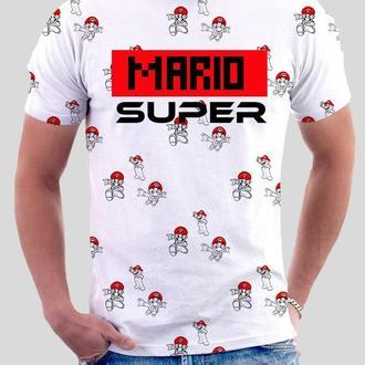 """Футболка """"Super Mario"""""""