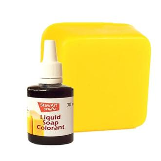 Краситель для мыла 10 мл, желтый