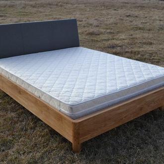 Кровать из массива дуба No.2