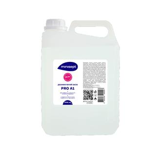 Дезинфицирующее средство  MiniSept PRO-A1 спиртовой с крышкой для поверхностей 5000 ml