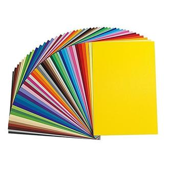 Картон цветной двусторонний A4, 300 г/м2  Folia