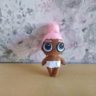 Кукла LOL подарок на день рождения девочке новый год