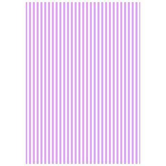 Бумага дизайнерская А4 (250 гр/м) Сиреневые полосы