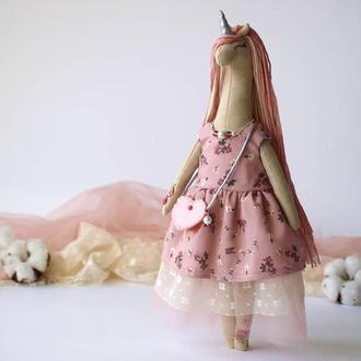 Кукла единорог