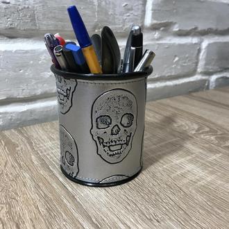 Стакан для ручек, карандашей и т.п.