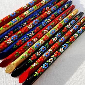 Ручка деревянная шариковая