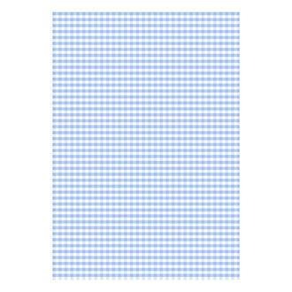 Бумага дизайнерская А4 (200 гр/м) Голубая клетка