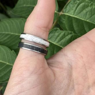 "Кольцо из титана и полимербетона, "" Thin ring"""