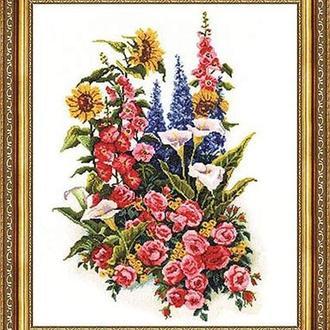 Набор для вышивки Цветочное созвездие