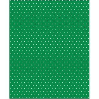 Картон дизайнерский В горошек, зеленый, А4, 200 г/м2, Heyda 204774607