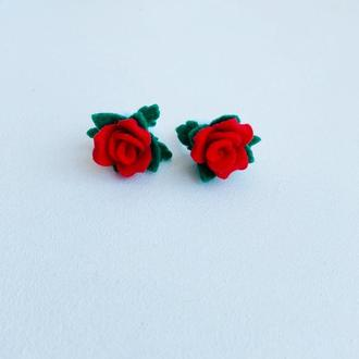 Резиночки Троянди