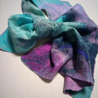 Французский платок шарф