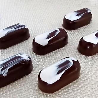 """Корпусная шоколадная конфета """"Птичье молоко"""""""