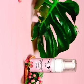 Пенка с АХА-кислотами и пребиотиком THERAPY для комбинированной, жирной,склонной к высыпаниям и акне