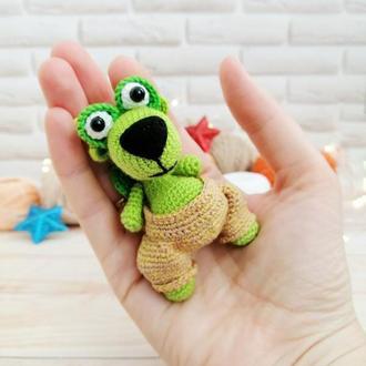 Миниатюрный дракон, мягкая игрушка