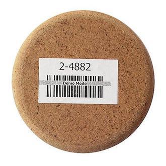 Накладка круглая без фаски 7 см