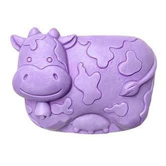 Форма Люкс для мыла силиконовая Молочная корова