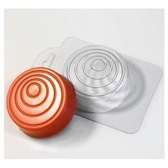 Форма для мыла пластиковая Водоворот