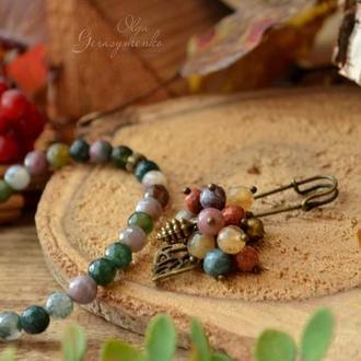 Комплект ′Осенний барбарис′