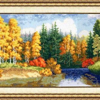 Набор для вышивки Золотая осень