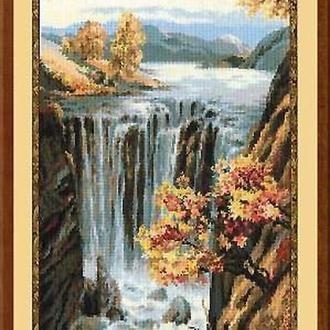 Набор для вышивки Водопад
