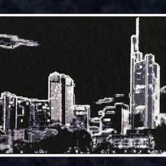 Набор для вышивки Ночной город