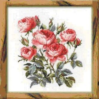 Набор для вышивки Садовые розы