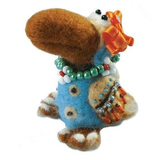 Набор для валяния игрушки Клара В-43