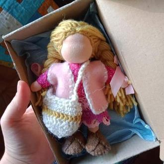 Вальдорфская игровая кукла по народным мотивам