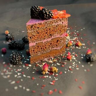 Протеїновий торт 127 ккал