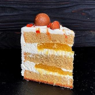 "Торт ""Ерл Грей-Апельсин"" 140ккал"