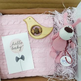 Подарочный набор для малыша Бебибокс