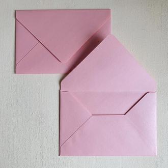 Конверт перламутровый розовый rose quartz