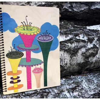 Блокнот, Альбом для рисования, Скетчбук