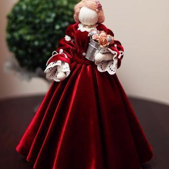 Кукла Цветочница Амалия