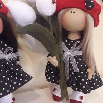 Набор для шитья куклы Мишель