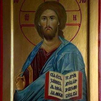Икона Господь Вседержитель. Пантократор