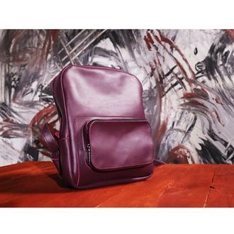 Рюкзак с накладным карманом