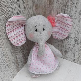 Игрушка Слон  из ткани