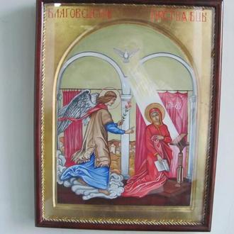 """Икона Божьей Матери""""Благовещение Пресвятой Богородицы"""""""