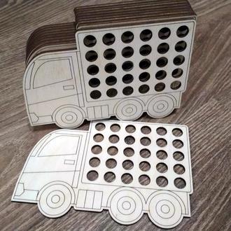 Настольная детская игра, развивающая мелкую моторику детей