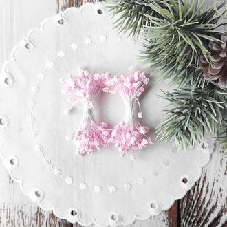 Тычинки-шишечки розовый 50 (100) шт