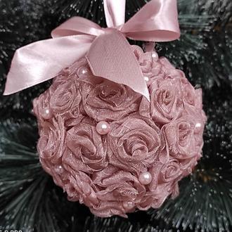 Новогодние шары Елочные шары Шары на елку Шары декор