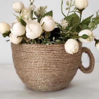 Ваза для цветов Декоративная ваза