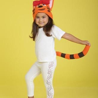 Детский карнавальный костюм Кошка Карамелька.