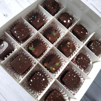 Шоколадные конфеты ,16шт