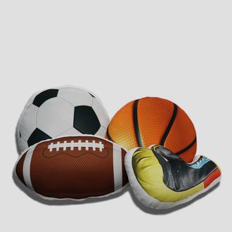 подушка мяч