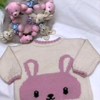 мериносовый свитер