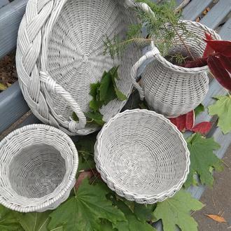Набор плетёный для кухни