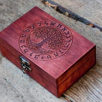 Скринька для карт Таро